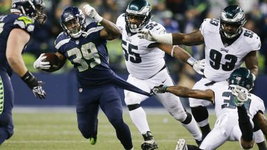 Eagles 10-24 Seahawks