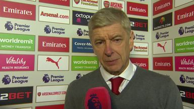 Wenger: An uncomfortable win