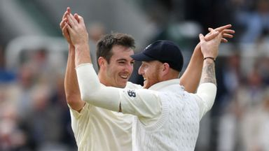 Roland-Jones: Stokes a big miss