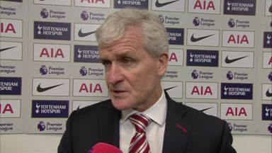 Hughes: We conceded too easily