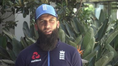 Moeen: Finger needs time to heal