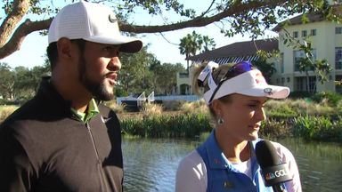 Lexi enjoys PGA Tour experience