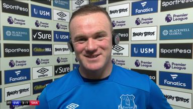 Rooney: We showed character