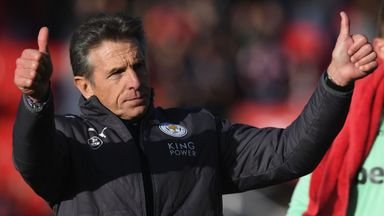 Puel: I like Pep's philosophy