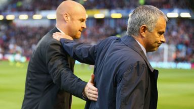 Dyche: United 'onto something' under Jose