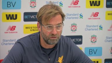 Klopp not blaming rotation policy