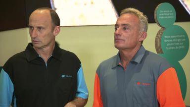 9 Dart Challenge: Nasser vs Rheinbold