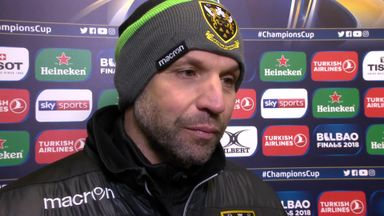 Mallinder's final Saints interview