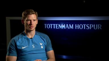 Vertonghen: Teams have figured us out