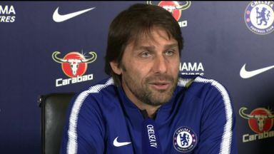 Conte: We have to be realistic