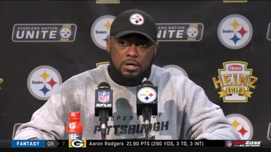 Tomlin: No problem with Roethlisberger