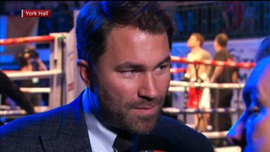'Fury return great for AJ'