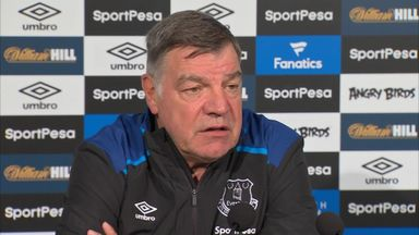Allardyce heaps praise on players