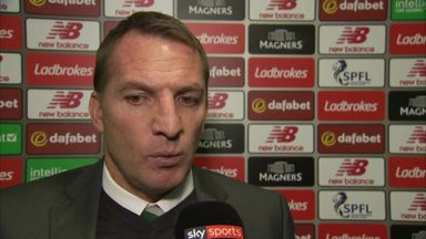 Rodgers disappointed for Clement