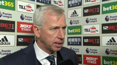 Pardew: I picked the wrong team