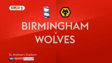 Birmingham 0-1 Wolves