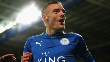 Puel: Vardy the 'complete' player