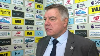 Allardyce: A huge point