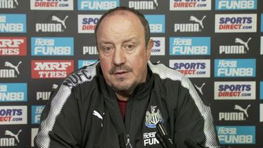 Benitez: We need to stay united