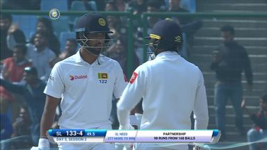 India v SL: T3 D5 highlights