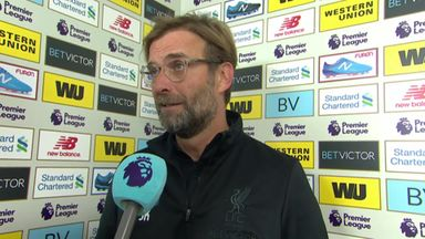 Klopp: We must accept the result
