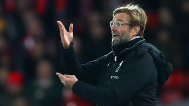 'Klopp right to rotate'