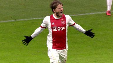 Ajax 3-0 PSV