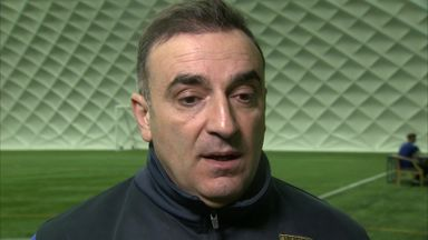 Carvalhal: Injuries are costing us