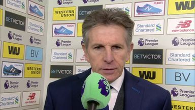 Puel: They gave their best