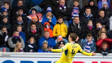 Saturday's Premiership goals