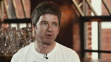 Noel Gallagher joins Super Sunday