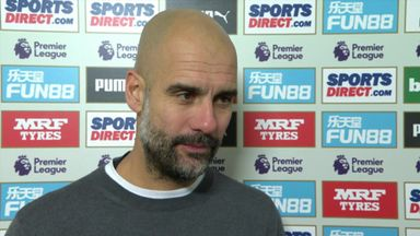 Pep: It should've been more comfortable