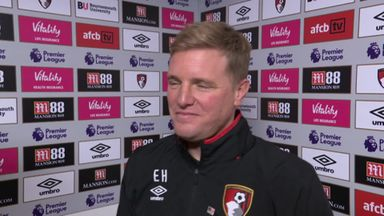 Bournemouth v Liverpool - Howe