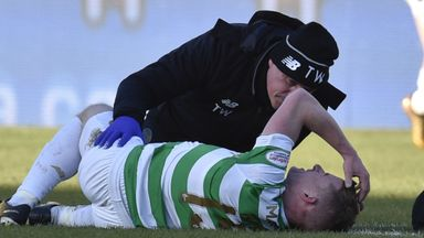 Rodgers 'gutted' by Hayes injury