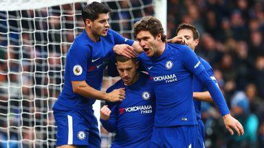 Chelsea 3-1 Newcastle