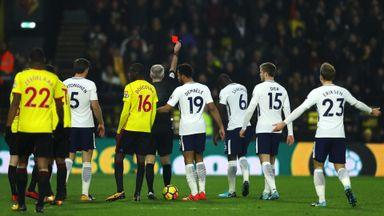 Watford 1-1 Tottenham