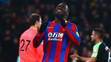 Crystal Palace 2-2 Bournemouth