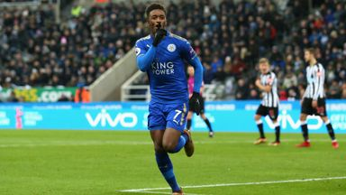 Newcastle 2-3 Leicester