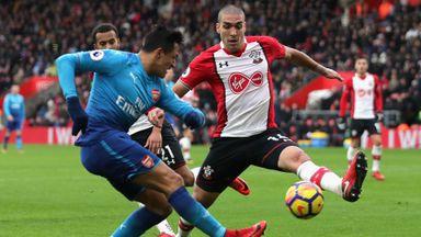 Southampton 1-1 Arsenal