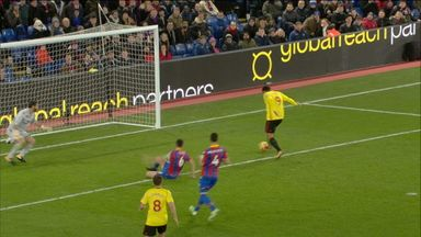 Deeney's shocking miss
