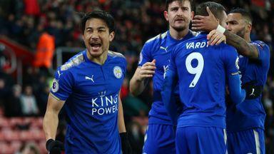 Southampton 1-4 Leicester