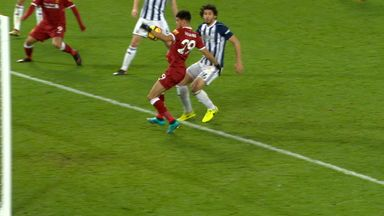 Was Solanke handball deliberate?