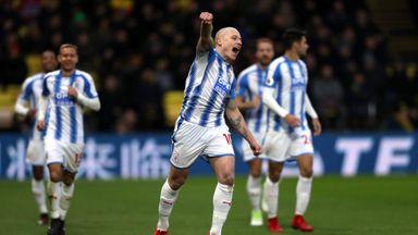 Watford 1-4 Huddersfield