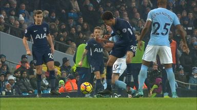 Should Alli have seen red?