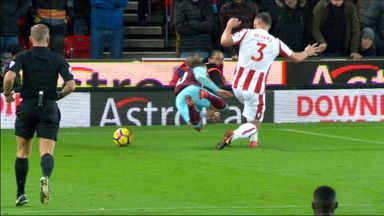 Did Lanzini dive?