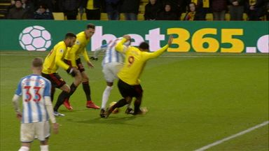 Should Deeney have been sent off?