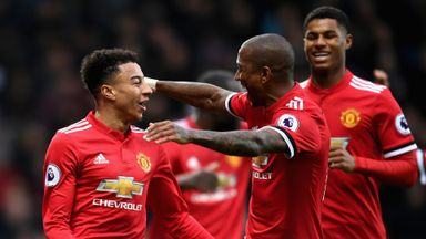 West Brom 1-2 Man Utd