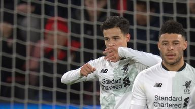 Coutinho's sublime solo goal