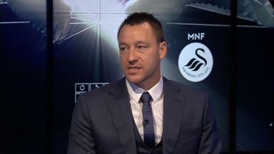 Terry – Only Chelsea second to City