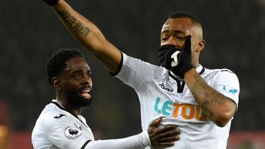 Swansea 1-1 Crystal Palace
